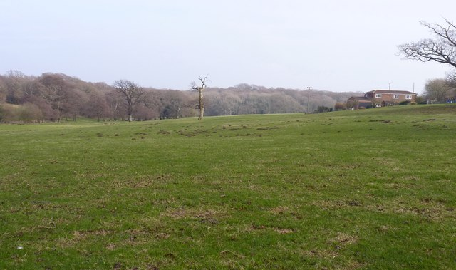 Land to the north of Hooper's Hill