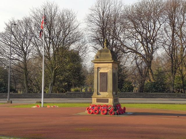 The Atherton War Memorial