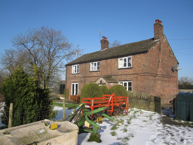 Harrop Green Farm, Adlington