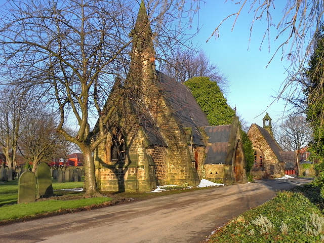 Atherton Cemetery Chapels