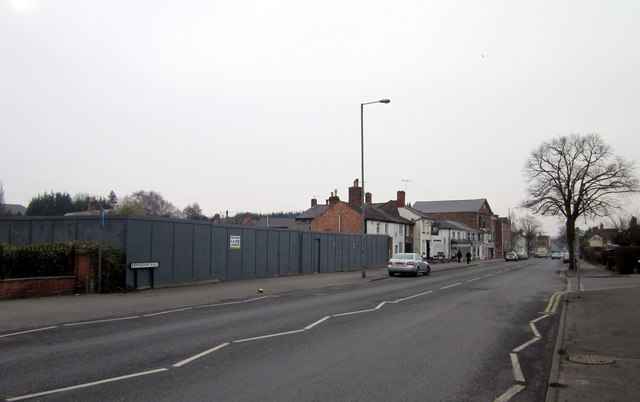 Bromsgrove Development Site