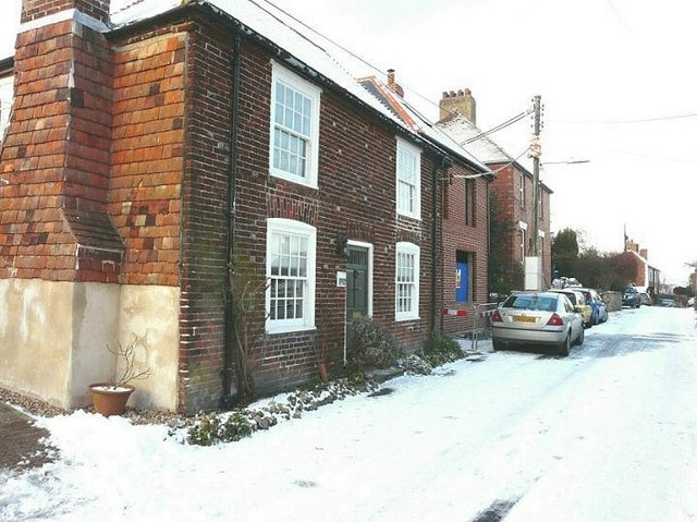 Cottages, The Row, Elham