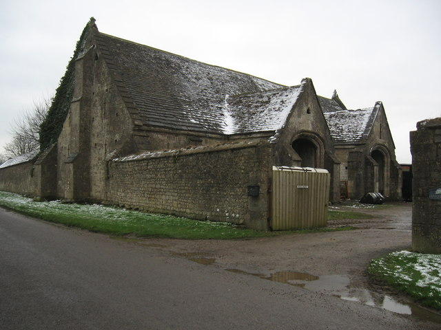 Tithe barn, Doulting