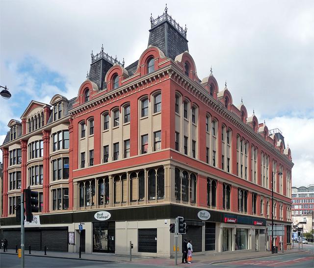41-43 Oldham Street, Manchester