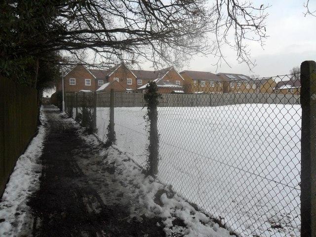 Site of Former Blackwell Junior School Buildings