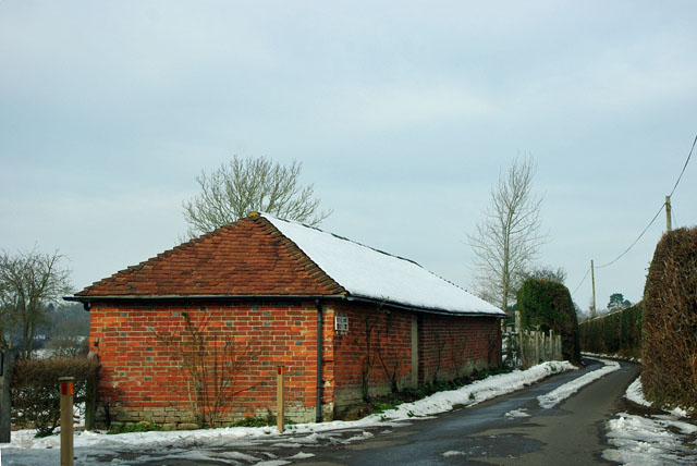 Building at Loudwell Farm