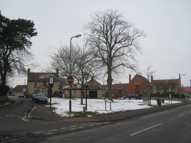 The Green, Welton