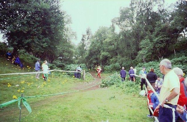 Run in. Loch Vaa