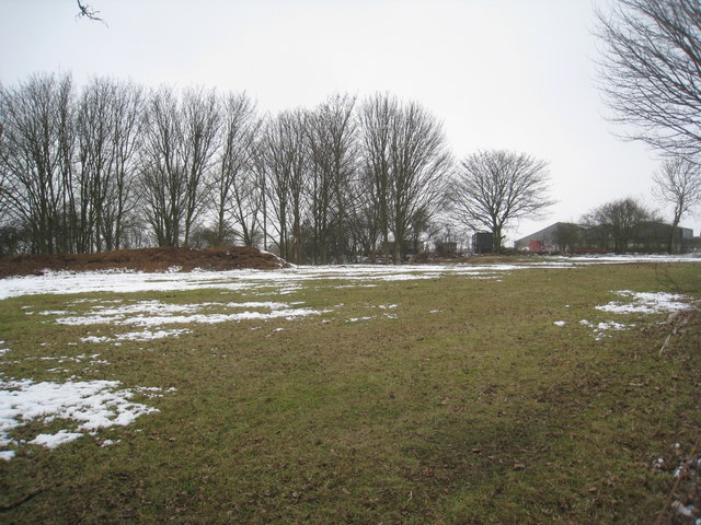 Winter on Welton Heath