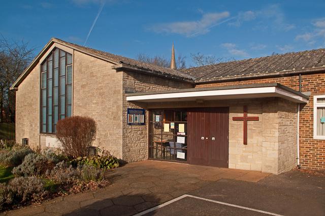 St Wilfrid's Church, Horley