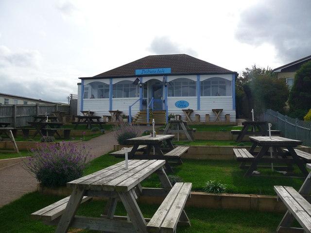 Blue Anchor - Driftwood Cafe