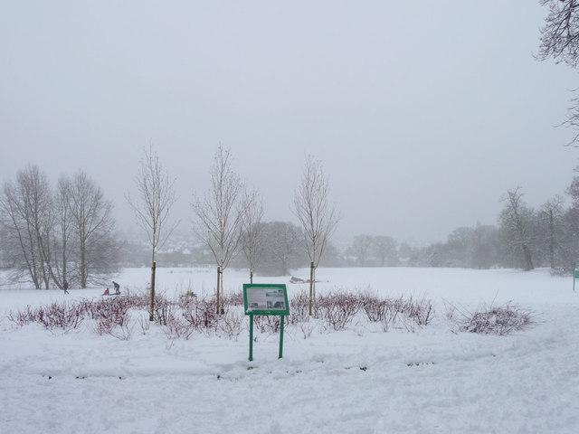 Oakwood Park, London N14