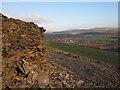 SN7171 : Ysbyty Ystwyth from the edge of Coed Craigyrogof by Rudi Winter