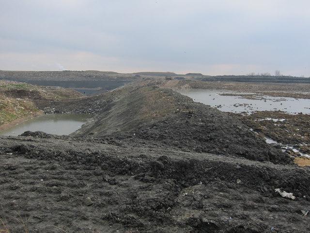 Cottenham landfill site