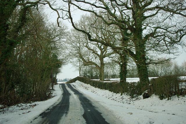 Treblers Road