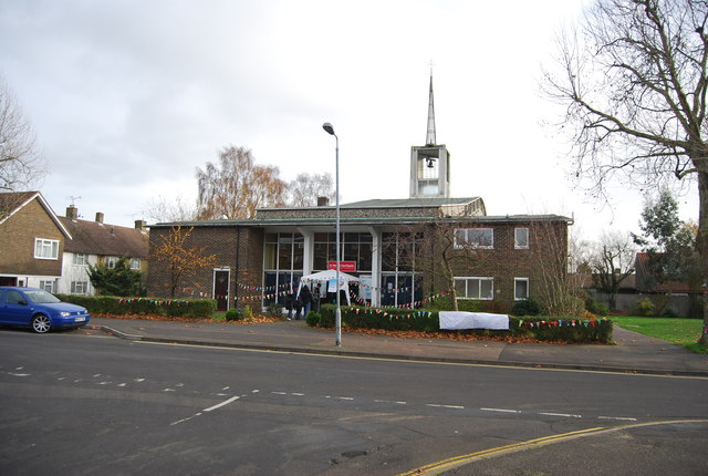 St Mary's Church, Southgate