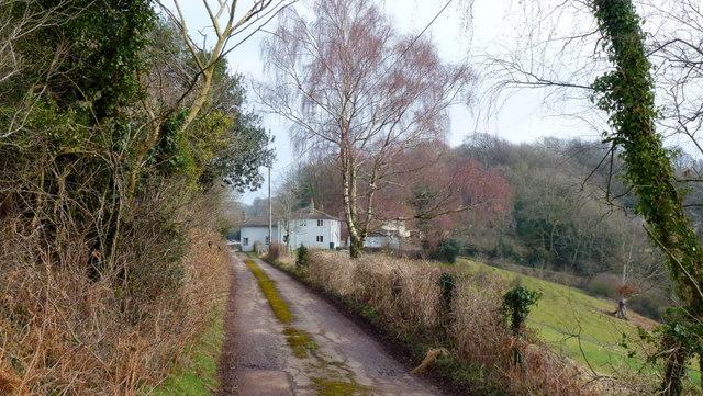 Cwmcarvan Lane