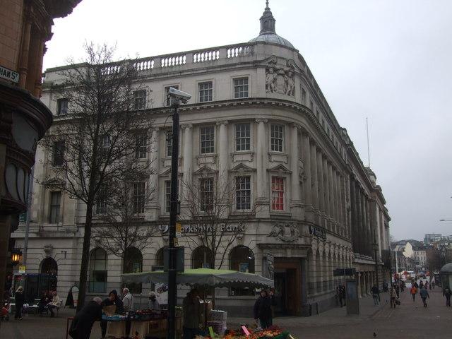 Yorkshire Bank Nottingham