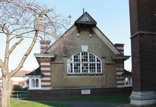 St Barnabas (old church), Mitcham