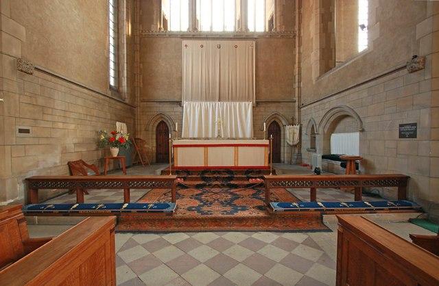 St Barnabas, Gorringe Park Avenue, Mitcham - Sanctuary
