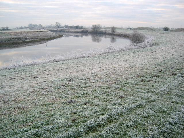 River Trent near Cromwell
