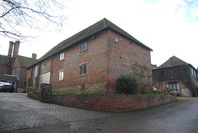 Converted barn, Smiths Hill House