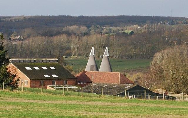Tutsham Hall Farm Oast