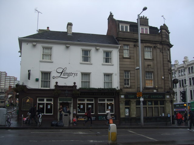 Langtrys and The Turf pubs