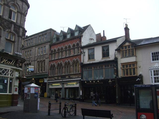 The Major Oak Nottingham