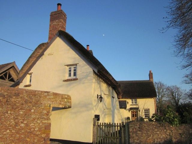 Lower Leigh Farmhouse, Uffculme