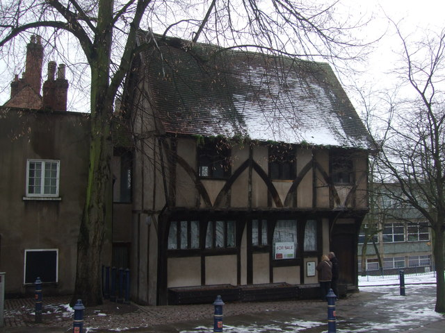 The Severns Building Nottingham
