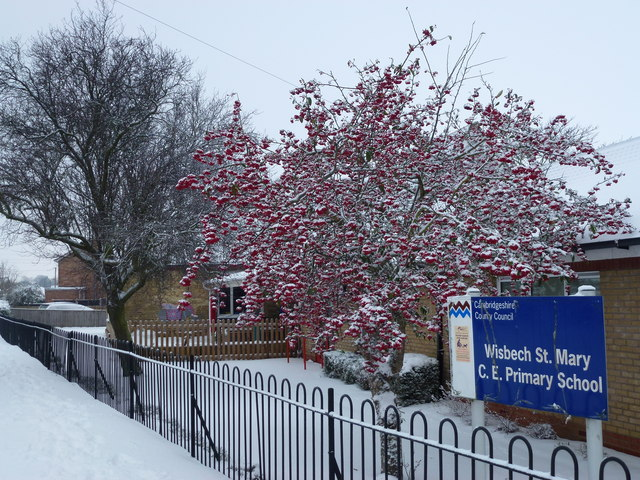 Wisbech St Mary C. of E. Primary School