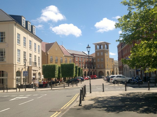 Main Street, Dickens Heath, Solihull, West Midlands