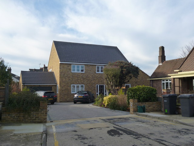 New house, Dalrymple Close, Chelmsford