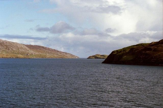Sgeotasaigh and Caolas Sgalpaigh
