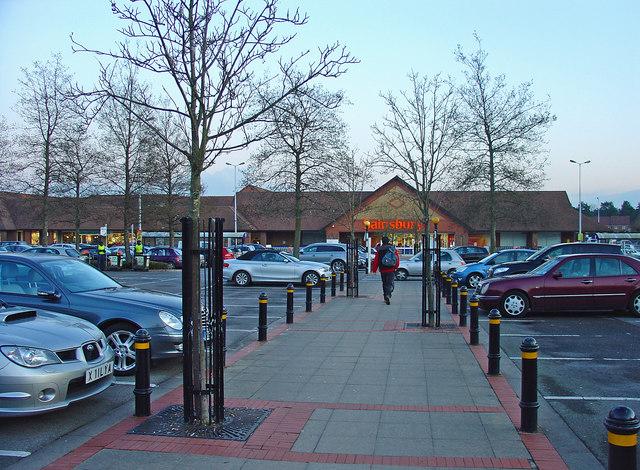 Sainsbury's: Bracknell