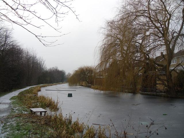 Canal at Brampton.