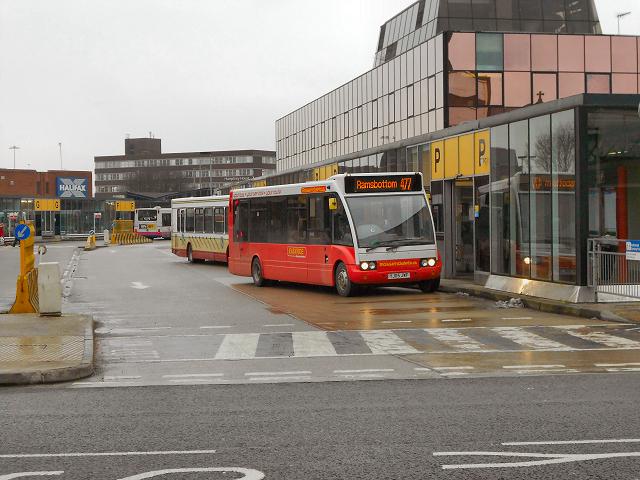 Bury Transport Interchange