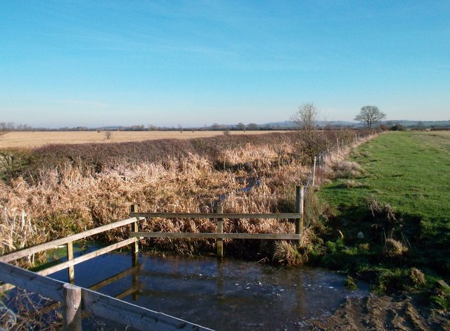 Drainage Channel, Otmoor