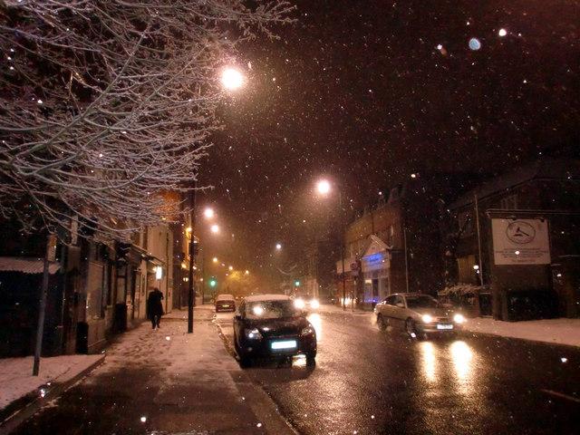 High Street, Southgate, London N14