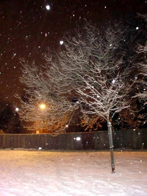 Winter Wonderland, London N14