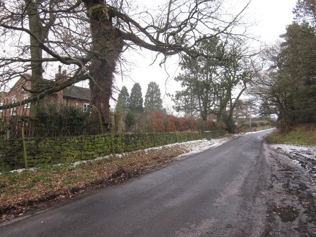 Whirley Lane, Henbury Macclesfield