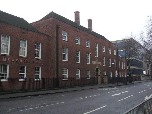 Grace Church Nottingham