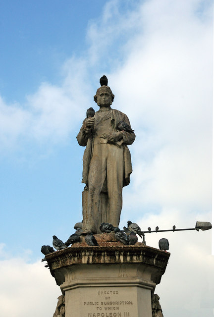Richard Cobden statue, Camden Town