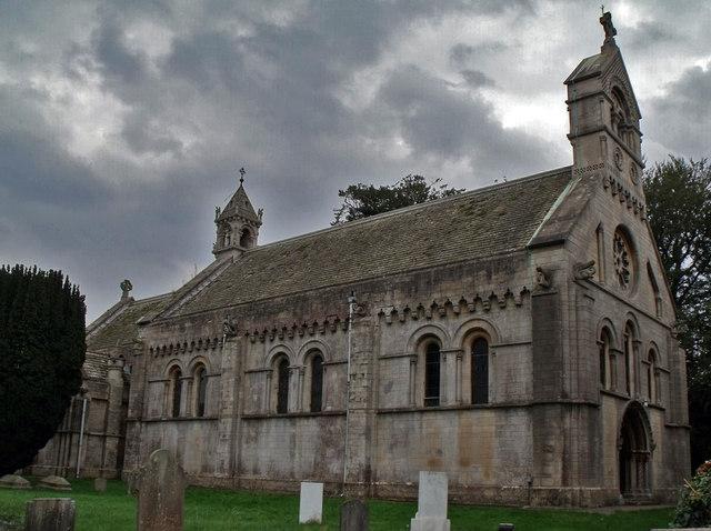 St Helen's church, Thorney