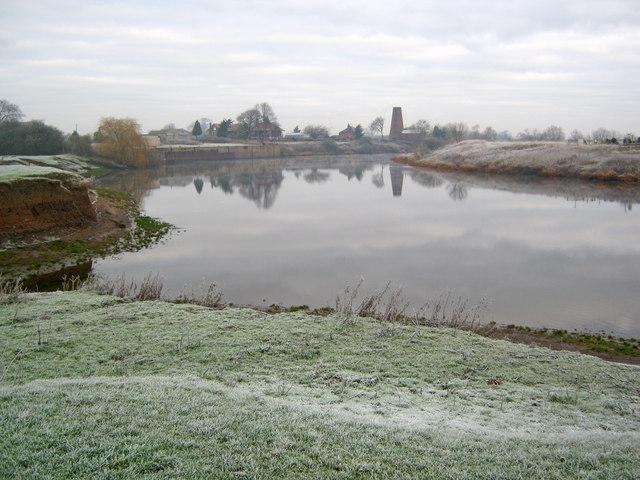 River Trent at Carlton