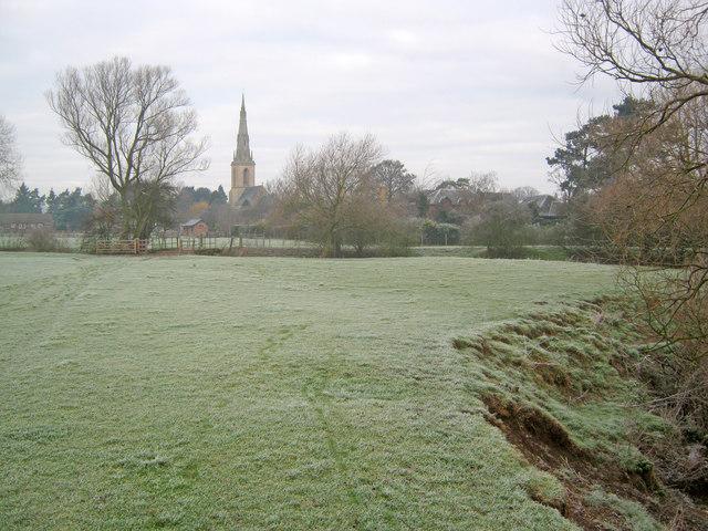Meadows near The Beck
