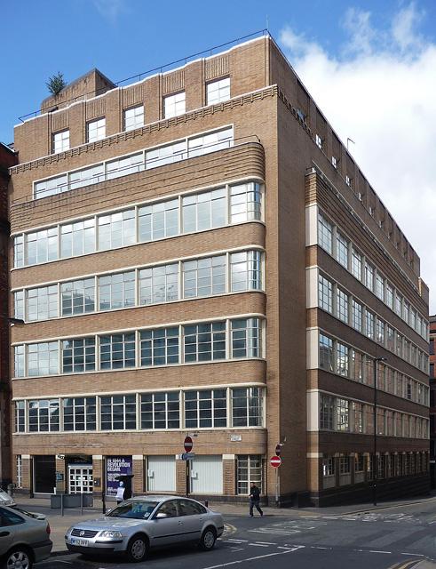 29 Dantzic Street, Manchester