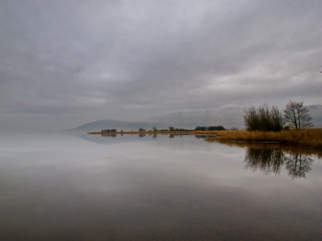 Southern shore, Loch Leven