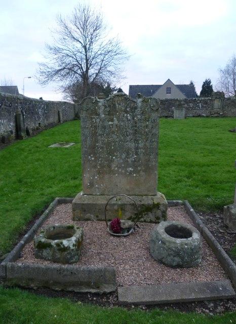 Covenanters Grave, Cupar Kirkyard